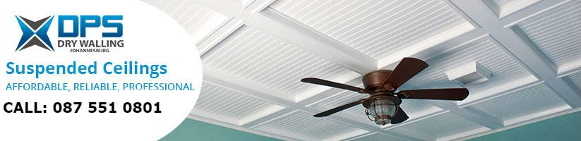 suspended ceilings in Johannesburg